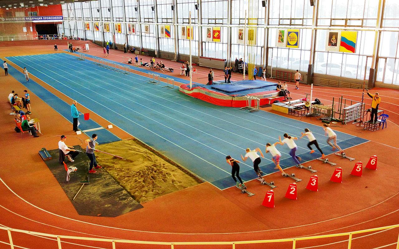 Всероссийские соревнования по лёгкой атлетике «Кубок Московской области» среди юношей и девушек до 18 лет
