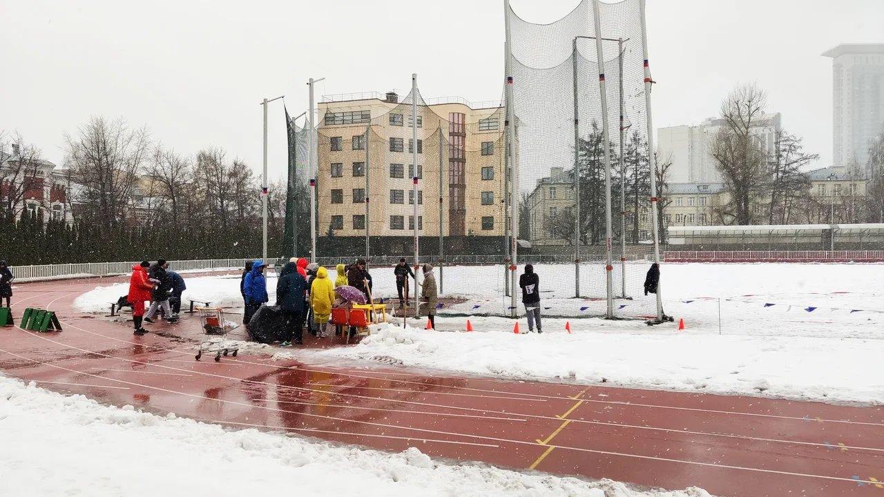Стартовые и расписание Чемпионата и Первенств Москвы по метаниям