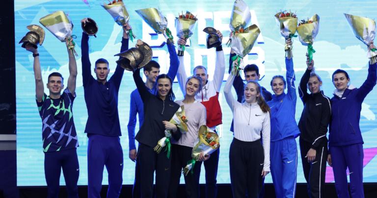 Четыре российских турнира в мировой десятке